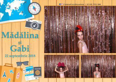 Cabina Foto Showtime - FUN BOX - Nunta - Madalina si Gabi - Restaurant Posada Events - Ramnicu Valcea - (69)
