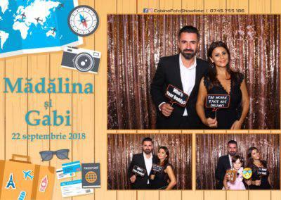 Cabina Foto Showtime - FUN BOX - Nunta - Madalina si Gabi - Restaurant Posada Events - Ramnicu Valcea - (7)