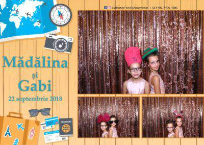 Cabina Foto Showtime - FUN BOX - Nunta - Madalina si Gabi - Restaurant Posada Events - Ramnicu Valcea - (70)