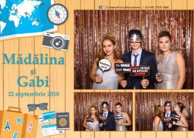 Cabina Foto Showtime - FUN BOX - Nunta - Madalina si Gabi - Restaurant Posada Events - Ramnicu Valcea - (72)