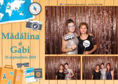 Cabina Foto Showtime - FUN BOX - Nunta - Madalina si Gabi - Restaurant Posada Events - Ramnicu Valcea - (74)