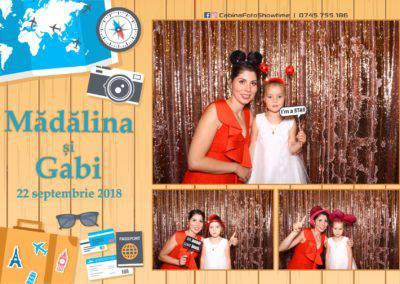 Cabina Foto Showtime - FUN BOX - Nunta - Madalina si Gabi - Restaurant Posada Events - Ramnicu Valcea - (77)