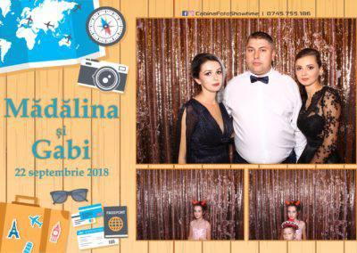 Cabina Foto Showtime - FUN BOX - Nunta - Madalina si Gabi - Restaurant Posada Events - Ramnicu Valcea - (78)