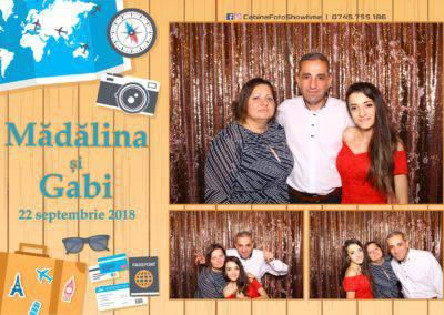 Cabina Foto Showtime - FUN BOX - Nunta - Madalina si Gabi - Restaurant Posada Events - Ramnicu Valcea - (79)