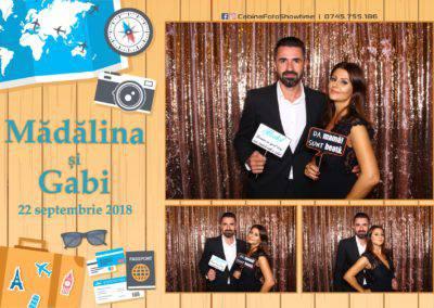 Cabina Foto Showtime - FUN BOX - Nunta - Madalina si Gabi - Restaurant Posada Events - Ramnicu Valcea - (8)