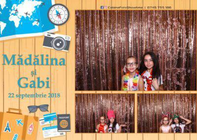 Cabina Foto Showtime - FUN BOX - Nunta - Madalina si Gabi - Restaurant Posada Events - Ramnicu Valcea - (80)