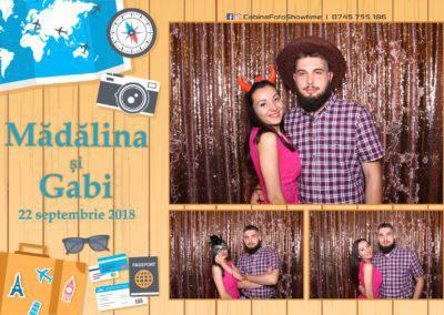 Cabina Foto Showtime - FUN BOX - Nunta - Madalina si Gabi - Restaurant Posada Events - Ramnicu Valcea - (82)
