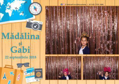 Cabina Foto Showtime - FUN BOX - Nunta - Madalina si Gabi - Restaurant Posada Events - Ramnicu Valcea - (83)