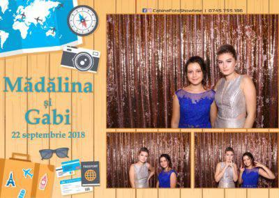 Cabina Foto Showtime - FUN BOX - Nunta - Madalina si Gabi - Restaurant Posada Events - Ramnicu Valcea - (84)