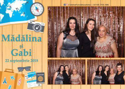 Cabina Foto Showtime - FUN BOX - Nunta - Madalina si Gabi - Restaurant Posada Events - Ramnicu Valcea - (87)