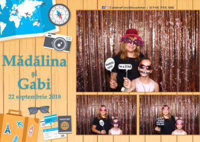 Cabina Foto Showtime - FUN BOX - Nunta - Madalina si Gabi - Restaurant Posada Events - Ramnicu Valcea - (9)