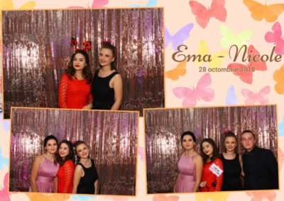 Cabina Foto Showtime - FUN BOX - Ema Nicole - Botez - Restaurant Aqua Events by Batca Dragasani (15)