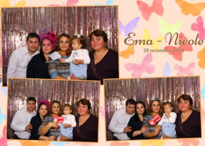 Cabina Foto Showtime - FUN BOX - Ema Nicole - Botez - Restaurant Aqua Events by Batca Dragasani (16)
