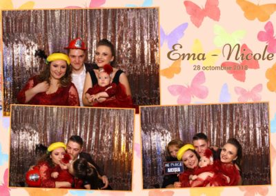 Cabina Foto Showtime - FUN BOX - Ema Nicole - Botez - Restaurant Aqua Events by Batca Dragasani (33)