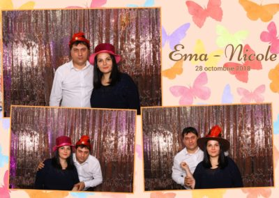 Cabina Foto Showtime - FUN BOX - Ema Nicole - Botez - Restaurant Aqua Events by Batca Dragasani (4)