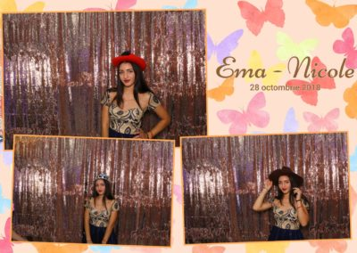 Cabina Foto Showtime - FUN BOX - Ema Nicole - Botez - Restaurant Aqua Events by Batca Dragasani (43)
