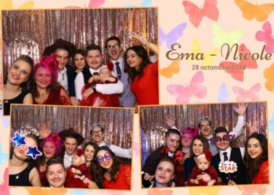 Cabina Foto Showtime - FUN BOX - Ema Nicole - Botez - Restaurant Aqua Events by Batca Dragasani (47)