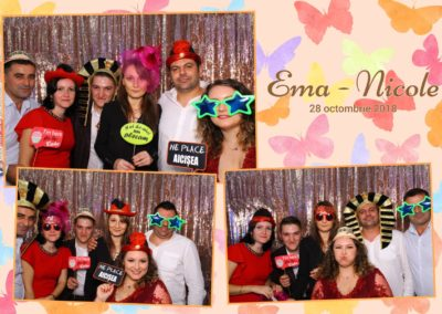 Cabina Foto Showtime - FUN BOX - Ema Nicole - Botez - Restaurant Aqua Events by Batca Dragasani (51)