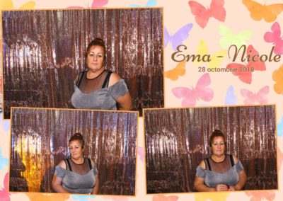 Cabina Foto Showtime - FUN BOX - Ema Nicole - Botez - Restaurant Aqua Events by Batca Dragasani (62)