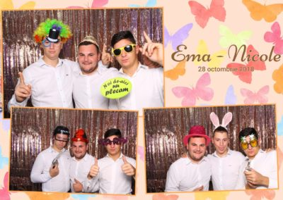Cabina Foto Showtime - FUN BOX - Ema Nicole - Botez - Restaurant Aqua Events by Batca Dragasani (63)
