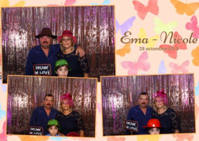 Cabina Foto Showtime - FUN BOX - Ema Nicole - Botez - Restaurant Aqua Events by Batca Dragasani (7)
