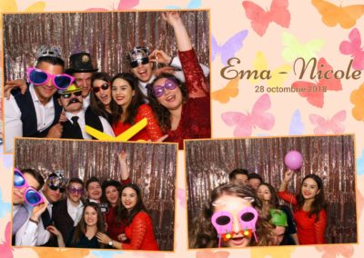 Cabina Foto Showtime - FUN BOX - Ema Nicole - Botez - Restaurant Aqua Events by Batca Dragasani (71)