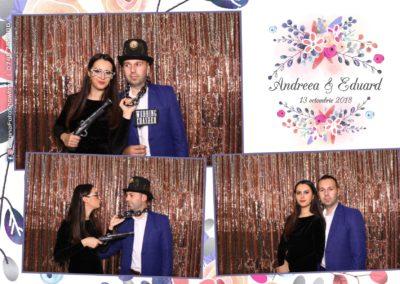 Cabina Foto Showtime - FUN BOX - Nunta - Andreea & Eduard - Aqua Events by Batca Dragasani (18)