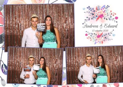 Cabina Foto Showtime - FUN BOX - Nunta - Andreea & Eduard - Aqua Events by Batca Dragasani (20)