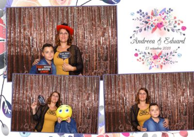 Cabina Foto Showtime - FUN BOX - Nunta - Andreea & Eduard - Aqua Events by Batca Dragasani (27)