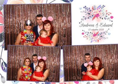 Cabina Foto Showtime - FUN BOX - Nunta - Andreea & Eduard - Aqua Events by Batca Dragasani (48)