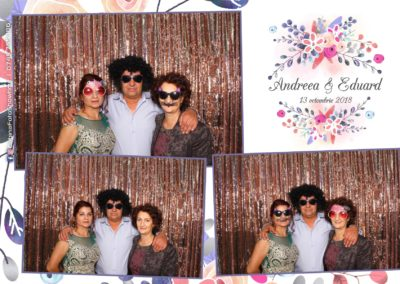 Cabina Foto Showtime - FUN BOX - Nunta - Andreea & Eduard - Aqua Events by Batca Dragasani (49)