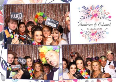 Cabina Foto Showtime - FUN BOX - Nunta - Andreea & Eduard - Aqua Events by Batca Dragasani (51)