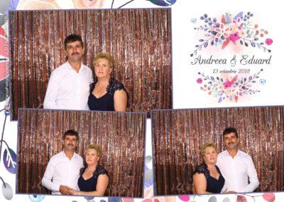 Cabina Foto Showtime - FUN BOX - Nunta - Andreea & Eduard - Aqua Events by Batca Dragasani (56)