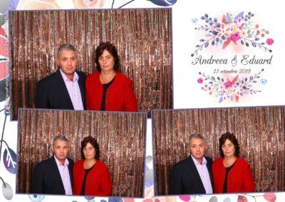 Cabina Foto Showtime - FUN BOX - Nunta - Andreea & Eduard - Aqua Events by Batca Dragasani (58)