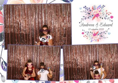 Cabina Foto Showtime - FUN BOX - Nunta - Andreea & Eduard - Aqua Events by Batca Dragasani (59)