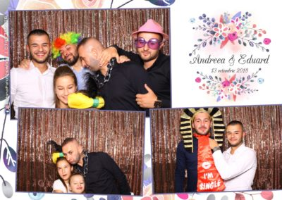 Cabina Foto Showtime - FUN BOX - Nunta - Andreea & Eduard - Aqua Events by Batca Dragasani (90)