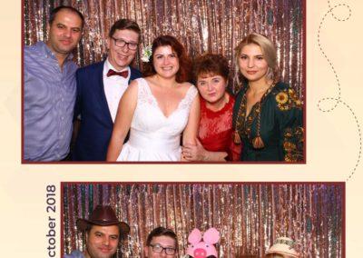 Cabina Foto Showtime - FUN BOX - Nunta - Diana & Narcis - Ok Zavoi Ramnicu Valcea (38)