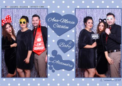 Cabina Foto Showtime - MAGIC MIRROR - Ana-Maria, Catalin & Alexandru - Nunta si Botez - OK Events Ramnicu Valcea (28)