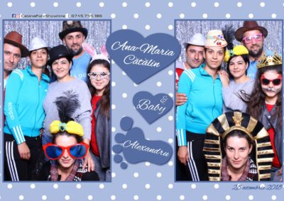 Cabina Foto Showtime - MAGIC MIRROR - Ana-Maria, Catalin & Alexandru - Nunta si Botez - OK Events Ramnicu Valcea (3)
