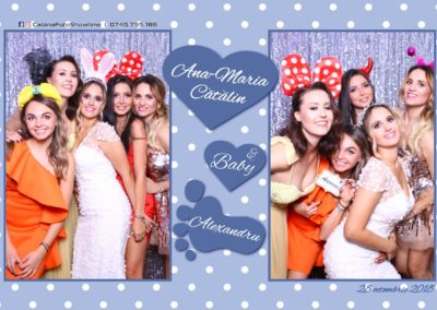 Cabina Foto Showtime - MAGIC MIRROR - Ana-Maria, Catalin & Alexandru - Nunta si Botez - OK Events Ramnicu Valcea (34)