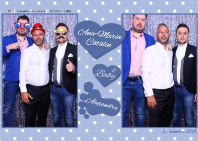 Cabina Foto Showtime - MAGIC MIRROR - Ana-Maria, Catalin & Alexandru - Nunta si Botez - OK Events Ramnicu Valcea (36)