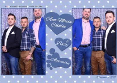 Cabina Foto Showtime - MAGIC MIRROR - Ana-Maria, Catalin & Alexandru - Nunta si Botez - OK Events Ramnicu Valcea (59)