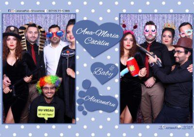 Cabina Foto Showtime - MAGIC MIRROR - Ana-Maria, Catalin & Alexandru - Nunta si Botez - OK Events Ramnicu Valcea (70)