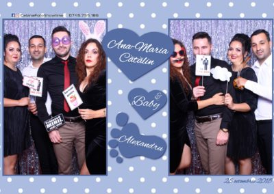 Cabina Foto Showtime - MAGIC MIRROR - Ana-Maria, Catalin & Alexandru - Nunta si Botez - OK Events Ramnicu Valcea (73)