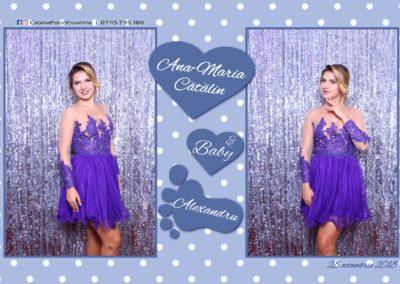 Cabina Foto Showtime - MAGIC MIRROR - Ana-Maria, Catalin & Alexandru - Nunta si Botez - OK Events Ramnicu Valcea (9)