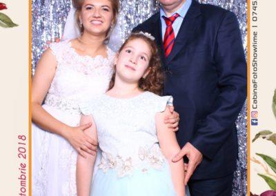 Cabina Foto Showtime - MAGIC MIRROR - Elena & Iulian - Nunta - Clubul Diplomatic Bucuresti (100)