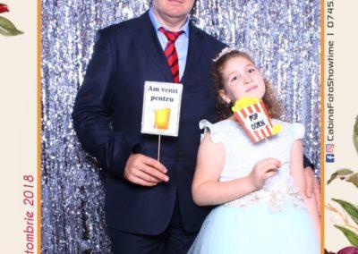 Cabina Foto Showtime - MAGIC MIRROR - Elena & Iulian - Nunta - Clubul Diplomatic Bucuresti (101)