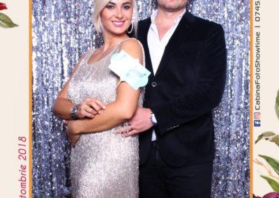 Cabina Foto Showtime - MAGIC MIRROR - Elena & Iulian - Nunta - Clubul Diplomatic Bucuresti (105)