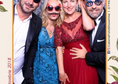 Cabina Foto Showtime - MAGIC MIRROR - Elena & Iulian - Nunta - Clubul Diplomatic Bucuresti (113)