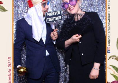 Cabina Foto Showtime - MAGIC MIRROR - Elena & Iulian - Nunta - Clubul Diplomatic Bucuresti (20)